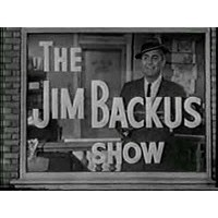 Classic DVD Collection - HOT OFF THE WIRE - Jim Backus Show (1960) w/case