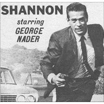 Classic DVD Collection - SHANNON - 1950's Crime Drama
