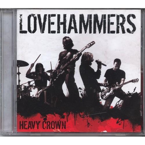 """Lovehammers - """"Heavy Crown"""" - CD"""
