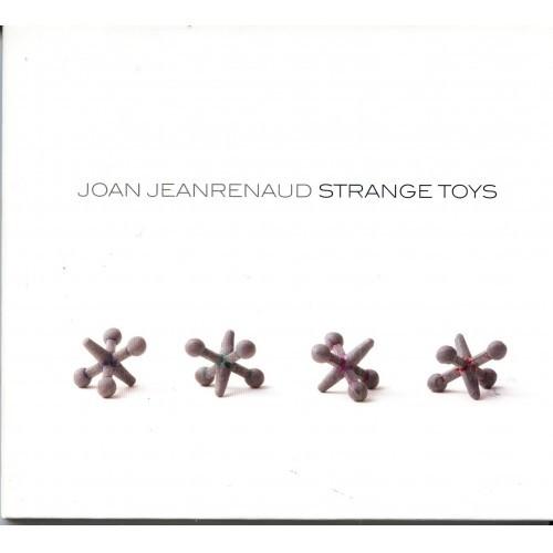 "Joan Jeanrenaud - ""Strange Toys"" - CD"