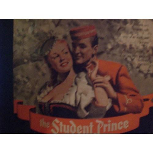 78 RPM  SET: PAUL BARON - THE STUDENT PRINCE .... MAJESTIC MZ 4 .... VG+