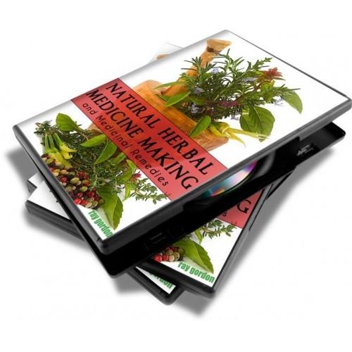 Natural Herbal Medicine Making and Medicinal Remedies