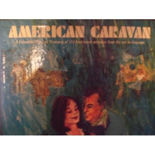 Readers Digest,  10 LP Boxed Set: AMERICAN CARAVAN .... EXCELLENT CONDITION