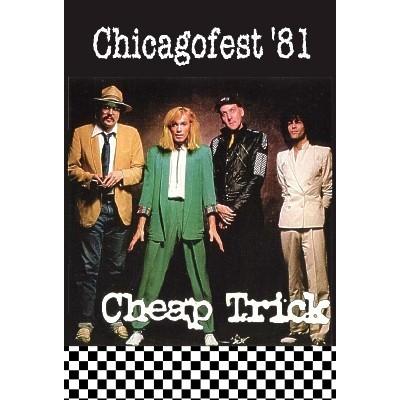 CHEAP TRICK At Chicagofest DVD