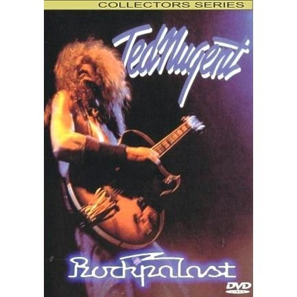 TED NUGENT Stranglehold In Germany DVD