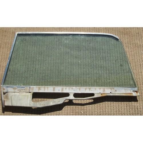 64 65 66 1964 1965 1966 THUNDERBIRD T-BIRD RH DOOR WINDOW GLASS AIR CONDITIONING