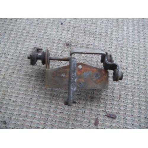56 1956 CHRYSLER IMPERIAL ENGINE ACCELERATOR LINKAGE TRANSMISSION