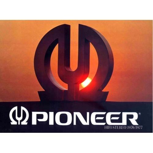 Pioneer  HiFi Stereo 1976/1977 Catalog