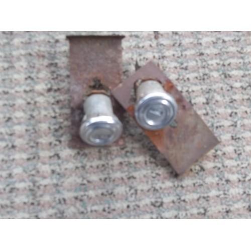 1956 56 BUICK SPECIAL 4 DOOR SEDAN DOOR LOCK S