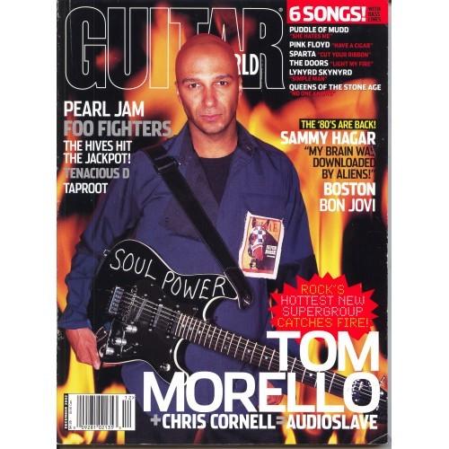 Guitar World - December 2002 Issue - Magazine