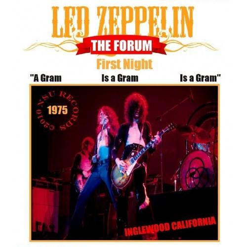 LED ZEPPELIN LIVE L.A. FORUM MARCH 24,1975 3CD