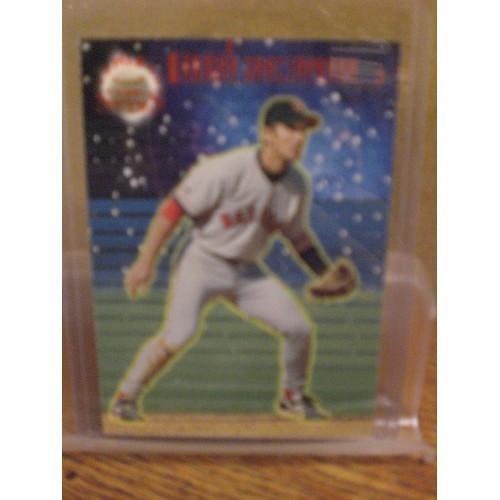 BASEBALL CARD: 1998 TOPPS STARS #125 / NOMAR GARCIAPARRA / NM / SN 1373 / 9799
