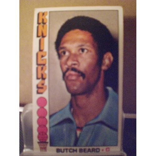 BASKETBALL CARD: 1976 TOPPS #6 BUTCH BEARD VG
