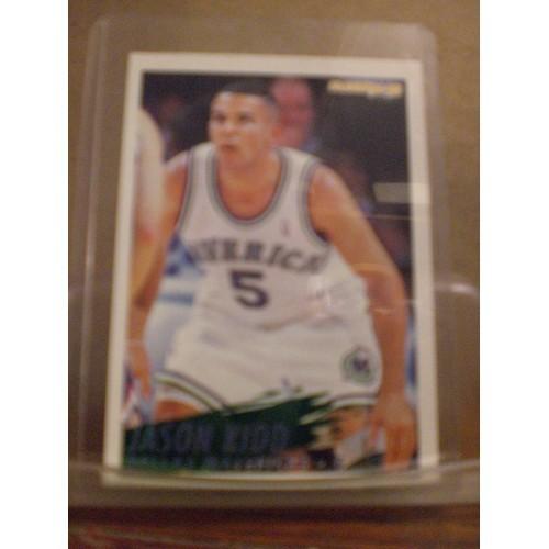 BASKETBALL CARD: 1994 FLEER #268 JASON KIDD NM/M