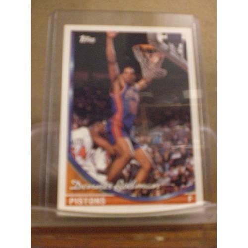 BASKETBALL CARD: 1993 TOPPS #77 DENNIS RODMAN NM/M