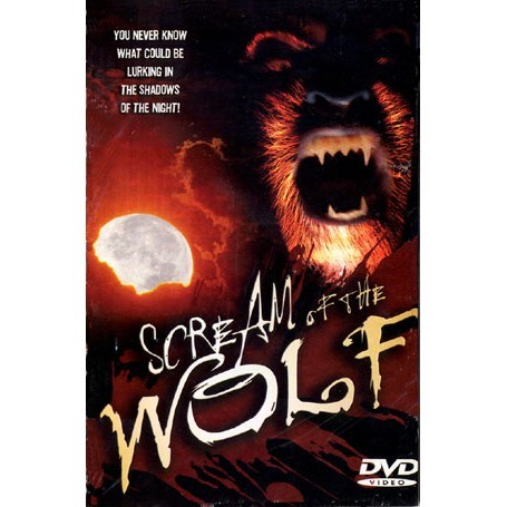 Scream Of The Wolf 1974 TV Movie DVD Peter Graves Clint Walker