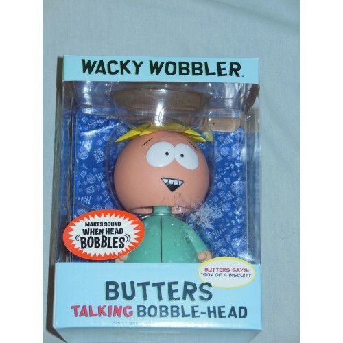 Talking Bobble Head South Park Butters