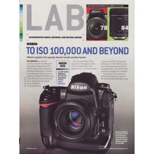 Nikon - D3S Camera Test Report