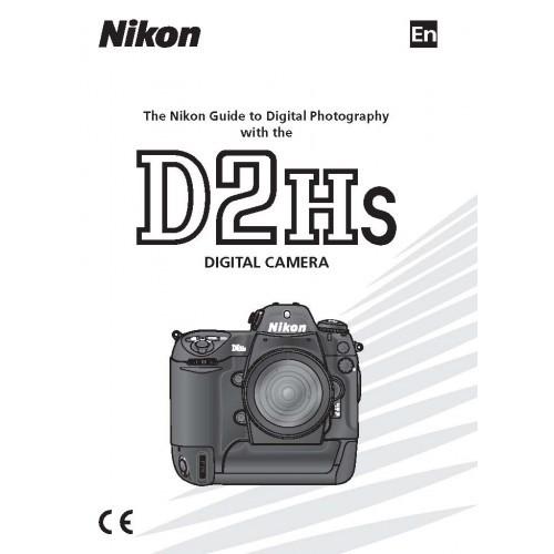 Nikon - D2HS Camera  Owners Manual