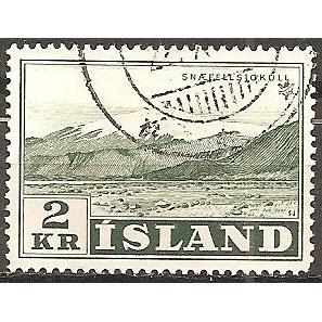 Iceland: Scott No. 302, Used