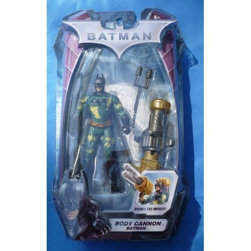 Body Cannon Batman Action Figure