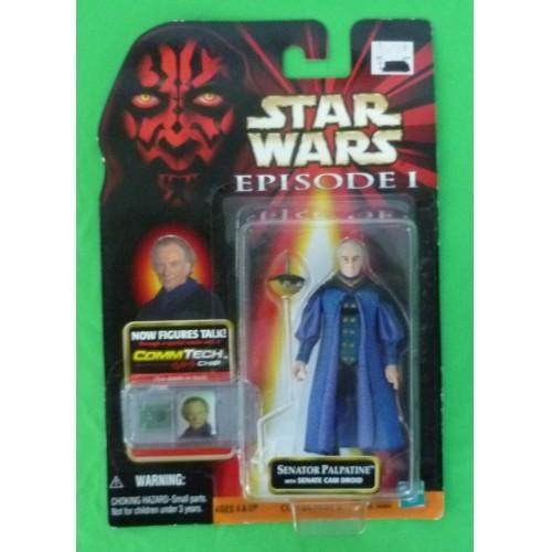 Star wars Episode 1 – Senator Palpatine Action Figure