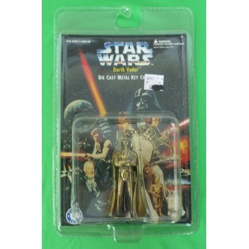 Star Wars Darth Vader Die Cast Metal Key Chain