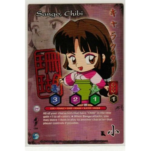 Inuyasha  TCG Yokai Game Card # CB8