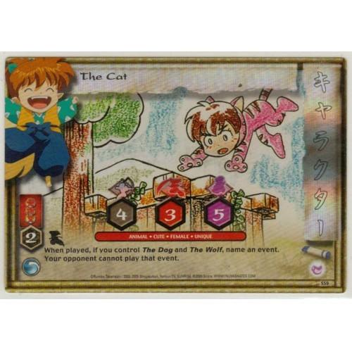 Inuyasha TCG Jaki Game Card # SS9