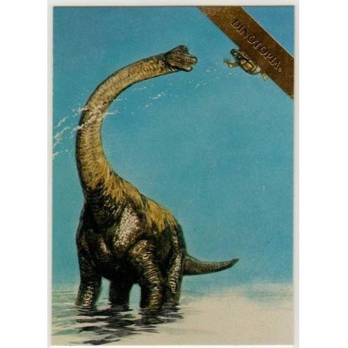 Dinotopia Fantasy Collectors Card # 45
