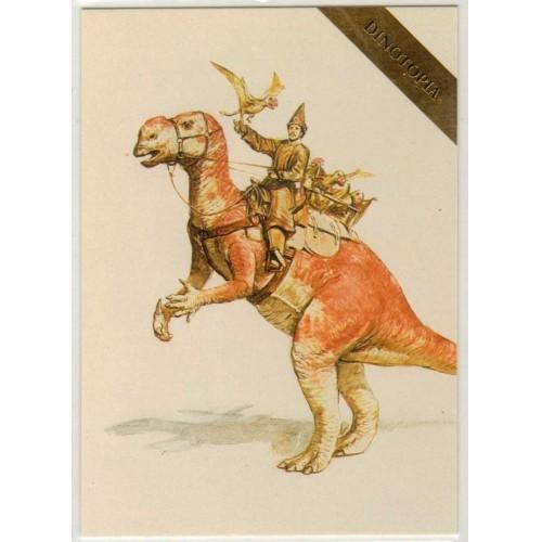 Dinotopia Fantasy Collectors Card # 16