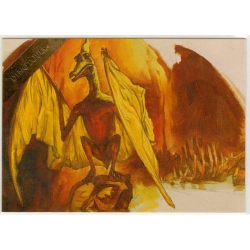 Dinotopia Fantasy Collectors Card # 56