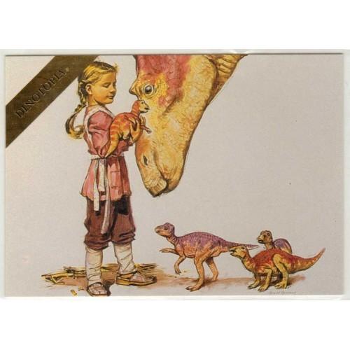 Dinotopia Fantasy Collectors Card # 11