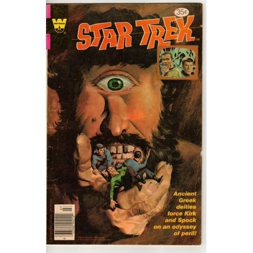 1978 Star Trek Comic # 53  Odyssey Of Peril – VG