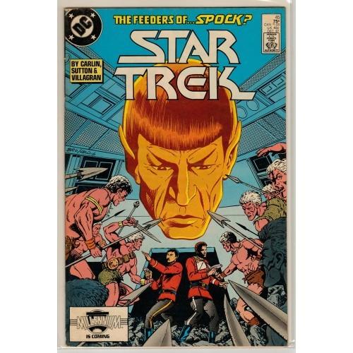 1987 Star Trek Comic # 45 – FN