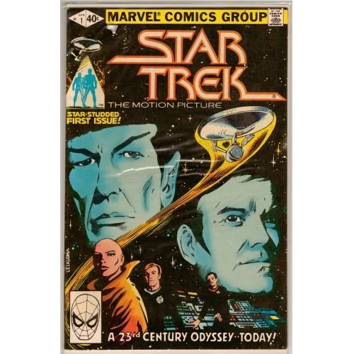 1980 Star Trek Comic # 1 – Star Trek The Motion Picture – NM
