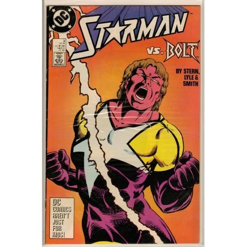 1988 Starman Comic # 3 – VF