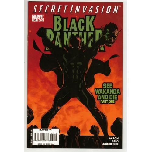 2008 Black Panther Comic # 39 - NM / MT