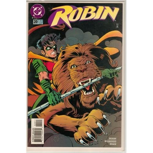 1995 Robin Comic # 20 – LN