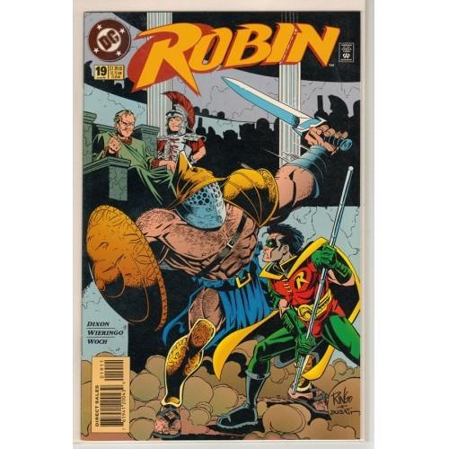 1995 Robin Comic # 19 – LN