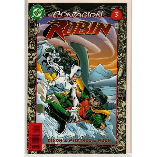 1996 Robin Comic # 27 – NM