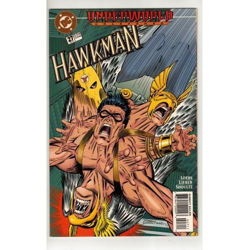 1995 Hawkman Comic # 27 – NM