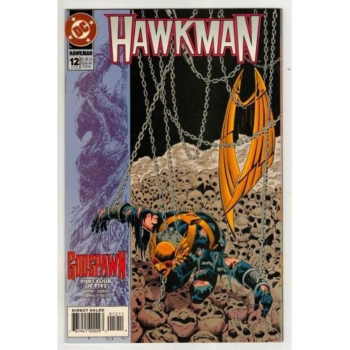 1994 Hawkman Comic # 12 – NM
