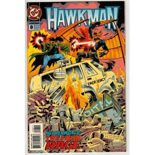 1994 Hawkman Comic # 8 – NM
