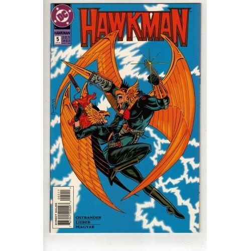 1994 Hawkman Comic # 5 – NM