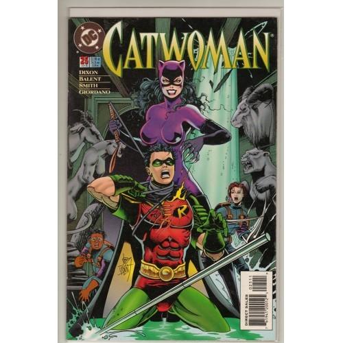 1995 Catwoman Comic # 25 – NM