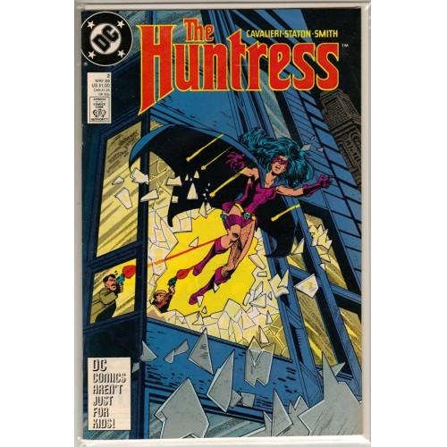 1989 The Huntress Comic # 2 – NM