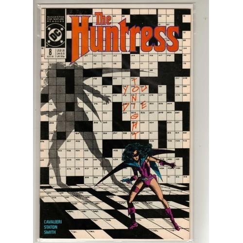 1989 The Huntress Comic # 8 – NM