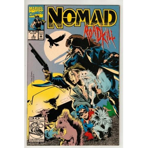 1992 Nomad Comic # 2 – NM / VF
