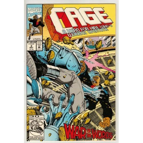 1992 Cage Comic # 2 – NM